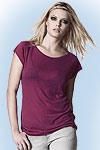 Lucy aubergine<br><b>nog in S, M, L</b>